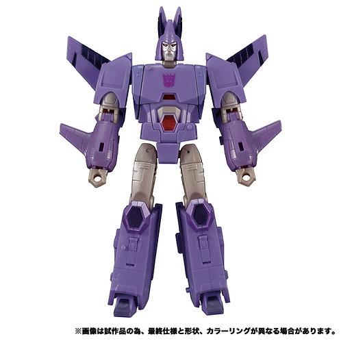 Takara Tomy Transformers Kingdom Series KD-07 Cyclonus Japan version