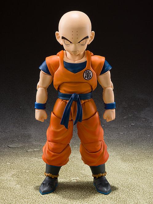 Bandai S.H.Figuart Krillin The Strongest Man on Earth Japan version