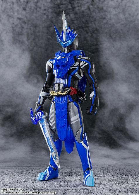Bandai S.H.Figuarts Kamen Rider Blades Lion Senki Japan version