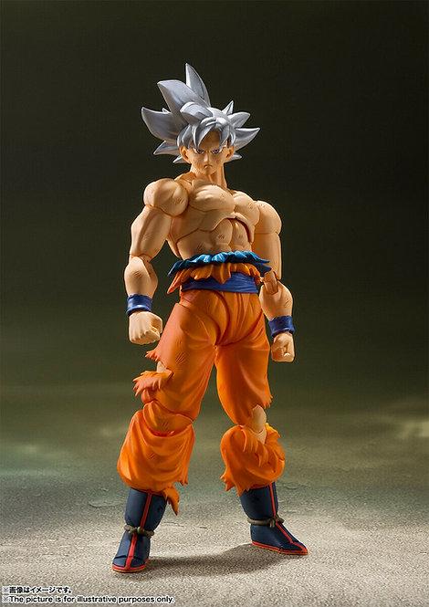 Bandai S.H.Figuarts Son Goku -Ultra Instinct- Japan version