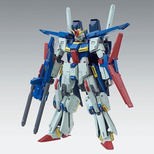 Bandai MG 1/100 Enhanced ZZ Gundam Ver. Ka Japan version