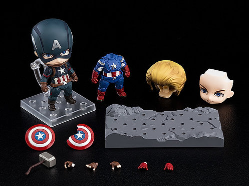 Nendoroid Captain America Endgame Edition DX Ver. Japan version