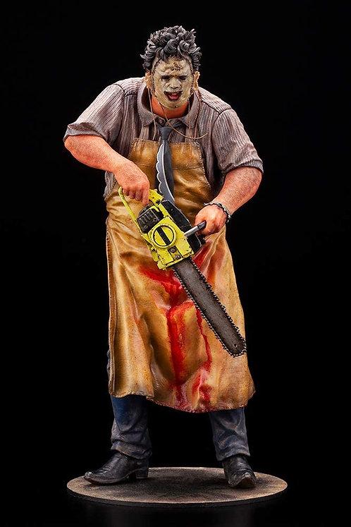 ARTFX Leatherface The Texas Chain Saw Massacre 1/6 scale Japan version