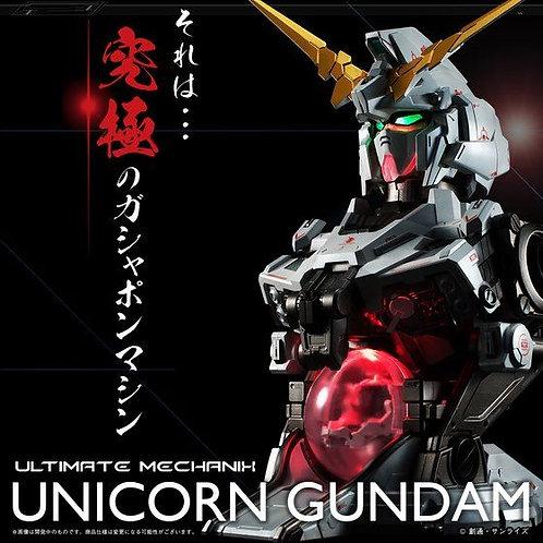 ULTIMATE MECHANIX UNICORN GUNDAM Japan version