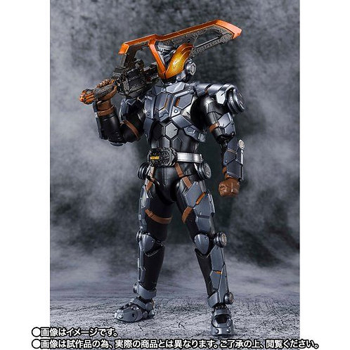 Bandai S.H.Figuarts Kamen Rider Buster Genbu Shinwa Japan version