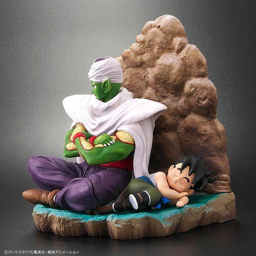 Dragon Ball Allies Piccolo & Son Gohan Normal Color / Special Color Japan ver.