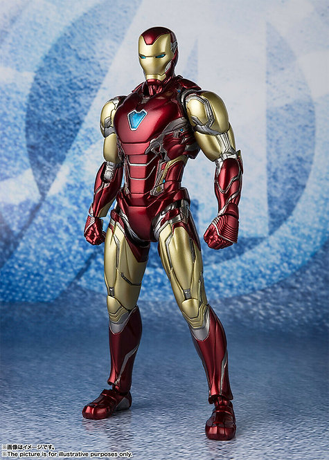 Bandai S.H.Figuarts Iron Man Mark 85 (Avengers / End Game) Japan version