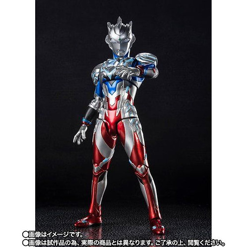 Bandai S.H.Figuarts Ultraman Z Alpha Edge Special Color Ver. Japan version