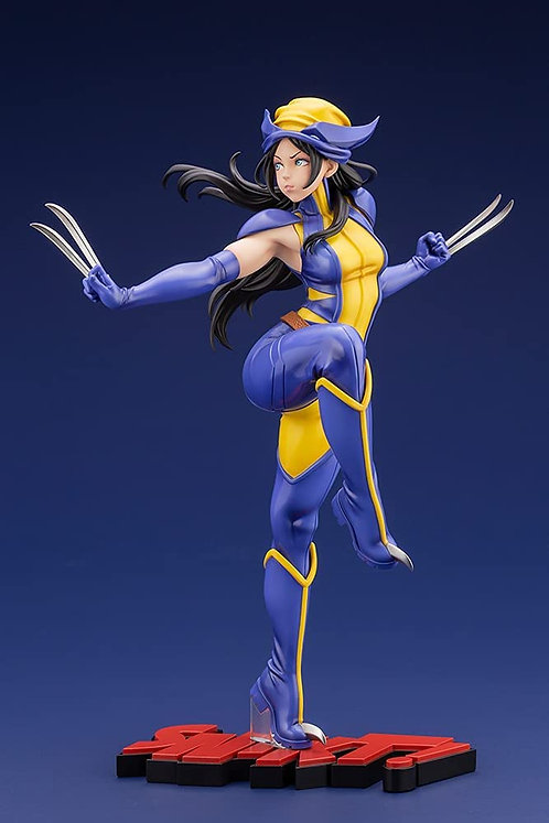 KOTOBUKIYA MARVEL BISHOUJO MARVEL UNIVERSE Wolverine (Laura Kinney) Japan ver.