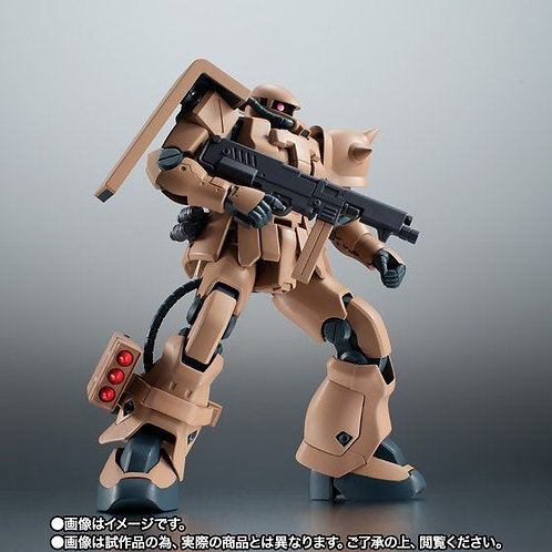 ROBOT SPIRITS <SIDE MS> MS-06F-2 Zaku II F2 Kimbareid Base Type ver. A.N.I.M.E.