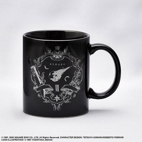 FINAL FANTASY VII Remake Mug Emblem Japan version