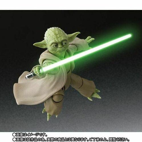 Bandai S.H.Figuarts Star Wars Yoda (Revenge of the Sith) Japan version