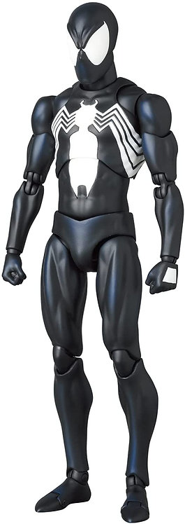 MAFEX Spider-Man BLACK COSTUME COMIC Ver. Japan version
