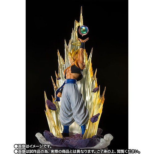 Figuarts ZERO Dragonball Z Super Saiyan Gogeta Fusion Reborn Japan version