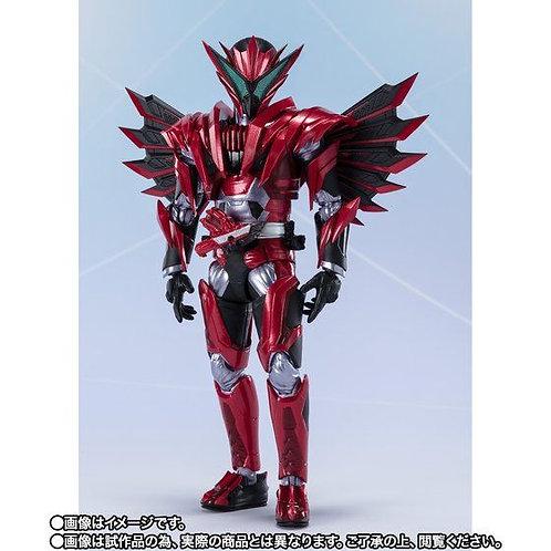 Bandai S.H.Figuarts Kamen Rider Jin Burning Falcon Japan version