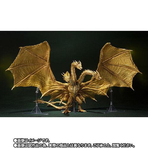 Bandai S.H.MonsterArts King Ghidorah (2019) Special Color Ver. Japan version