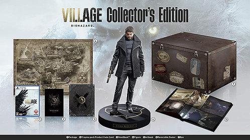 PlayStation 5 Resident Evil Village Z Version Collector's Edition Japan version