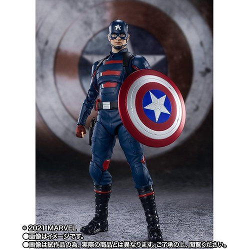 S.H.Figuarts Captain America (The Falcon and The Winter Soldier) Japan version