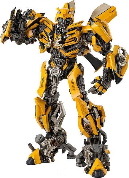 threezero Transformers: The Last Knight DLX Bumblebee Japan version