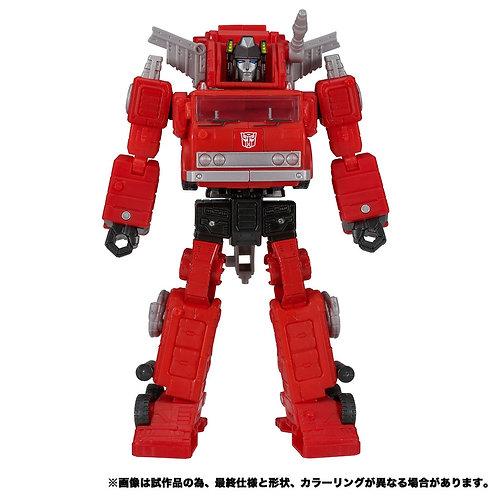 Takara Tomy Transformers Kingdom KD-10 Inferno Japan version