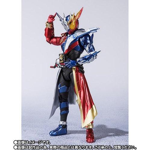 Bandai S.H.Figuarts Kamen Rider Build Cross-Zbuild Form Japan version