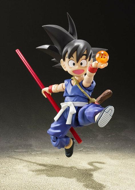 "Bandai S.H.Figuarts Son Goku -Kid Era- ""Adventure Begins"" Japan version"