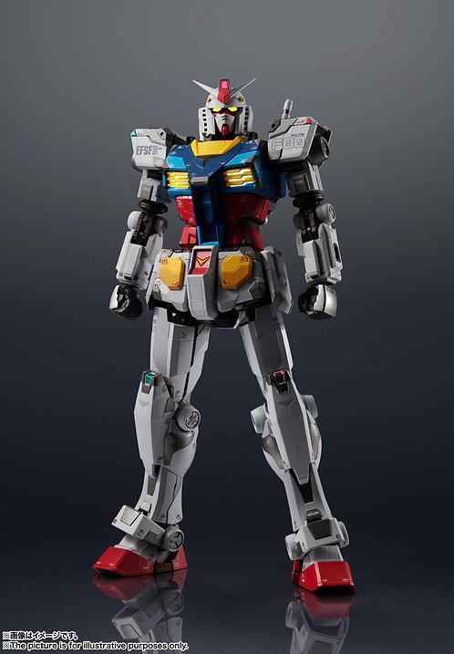 Chogokin x GUNDAM FACTORY YOKOHAMA RX-78F00 Gundam Japan version