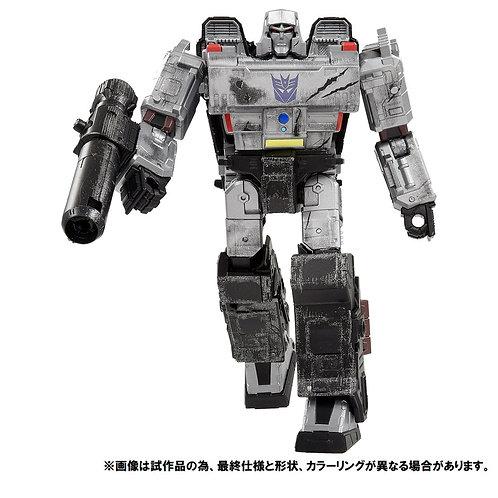 Takara Tomy Transformers Premium Finish PF WFC-02 Megatron Japan version