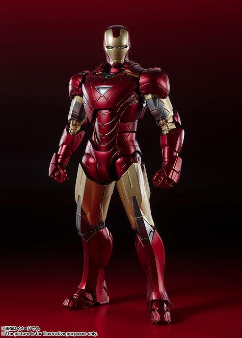 Bandai S.H.Figuarts Iron Man Mark 6 BATTLE DAMAGE EDITION Japan version