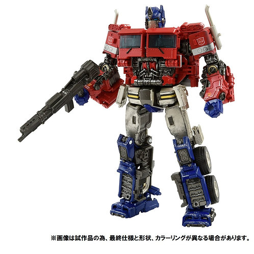 Takara Tomy Transformers Premium Finish PF SS-02 Optimus Prime Japan version