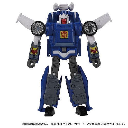 Takara Tomy Transformers Kingdom KD-15 Tracks Japan version