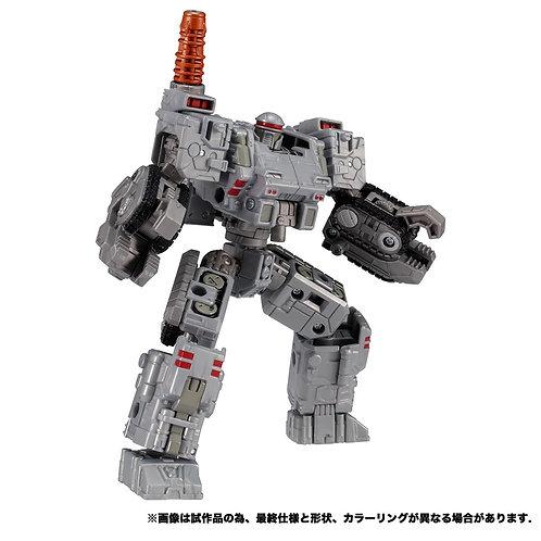 Takara Tomy Transformers Earthrise ER EX-22 Deluxe Centurion Drone JP v.