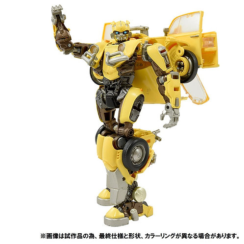 Takara Tomy Transformers Premium Finish PF SS-01 Bumblebee Japan version