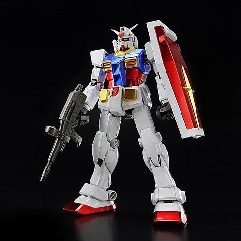 Bandai PG 1/60 RX-78-2 Gundam (Titanium Finish) Japan version