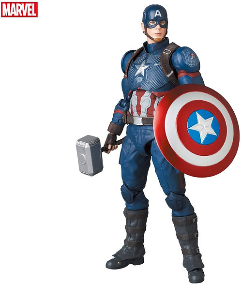 MAFEX Captain America End Game Ver. Japan version