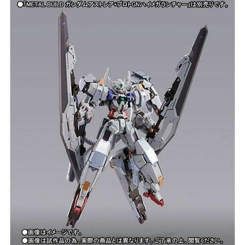 Bandai METAL BUILD Gundam Astraea High Maneuver Test Pack Japan version