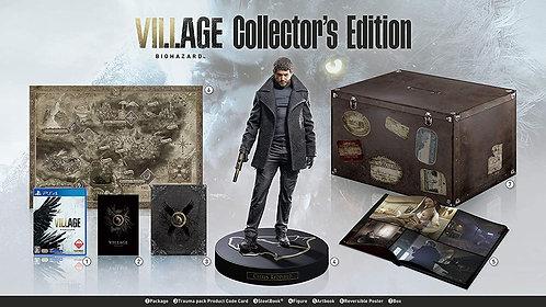 PlayStation 4 Resident Evil Village Z Version Collector's Edition Japan version