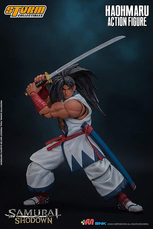 STORM COLLECTIBLES Samurai Shodown Haohmaru Japan version