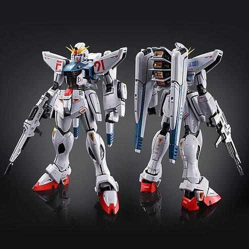 Bandai MG 1/100 Gundam F91 Ver.2.0 (Titanium Finish) Japan version