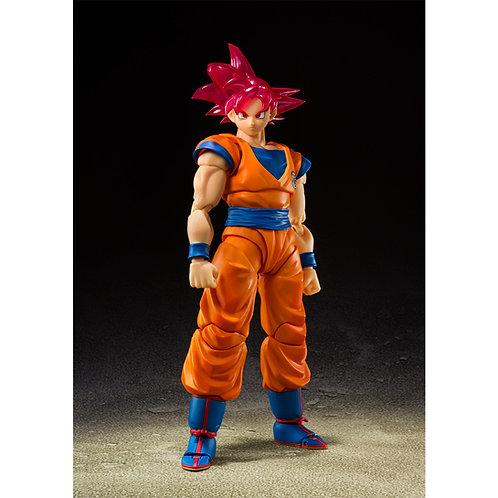 S.H.Figuarts Super Saiyan God Son Goku Event Exclusive Color Edition Japan ver.