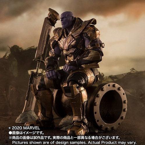 Bandai S.H.Figuarts Thanos FINAL BATTLE EDITION (Avengers / End Game) Japan ver.