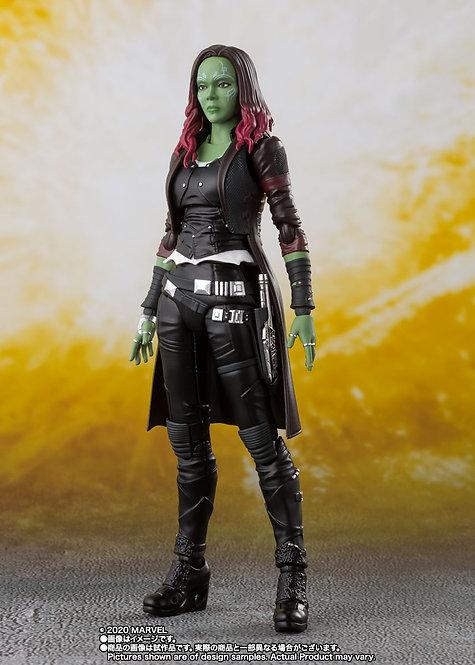 Bandai S.H.Figuarts Gamora (Avengers / Infinity War) Japan version