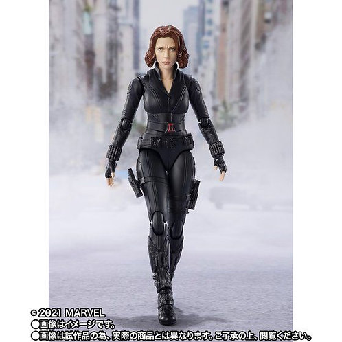 Bandai S.H.Figuarts Black Widow (The Avengers) Japan version