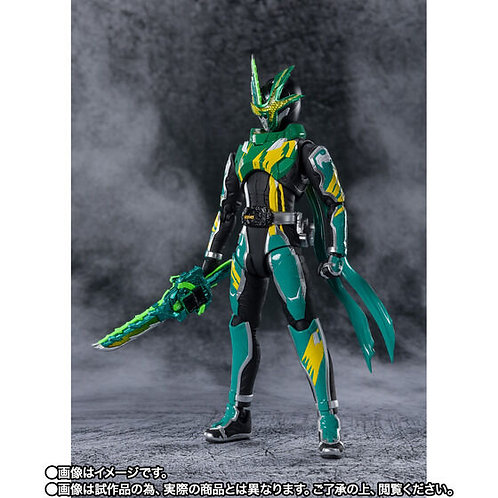 Bandai S.H.Figuarts Kamen Rider Kenzan Sarutobi Ninjaden Japan version