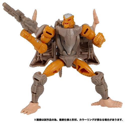 Takara Tomy Transformers Kingdom Series KD-02 Rattrap