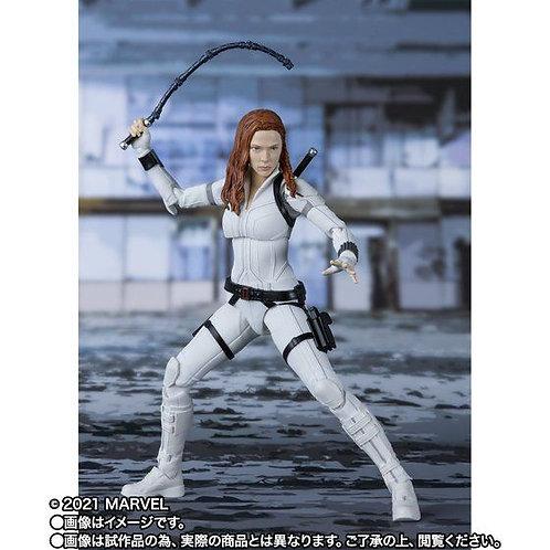 Bandai S.H.Figuarts Black Widow Snow Suit (Black Widow) Japan version