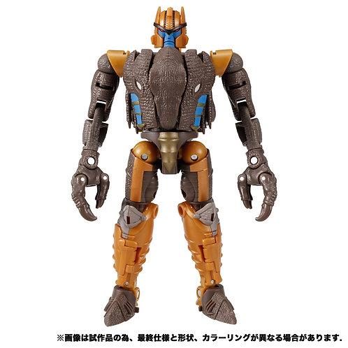 Takara Tomy Transformers Kingdom KD-08 Dinobot Japan version