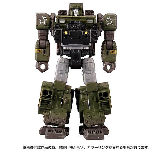 Takara Tomy Transformers War for Cybertron WFC-02 Hound Japan version