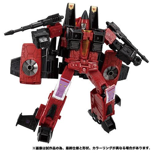 Takara Tomy Transformers Earthrise ER EX-24 Thrust Japan version