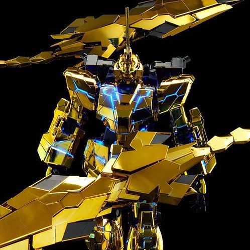 Bandai PG 1/60 Unicorn Gundam 03 Phenex (Narrative Ver.) Japan version